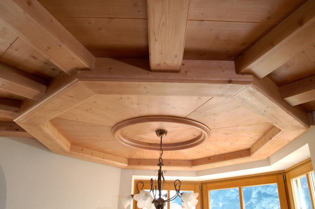 controsoffitto1 Controsoffitti in legno
