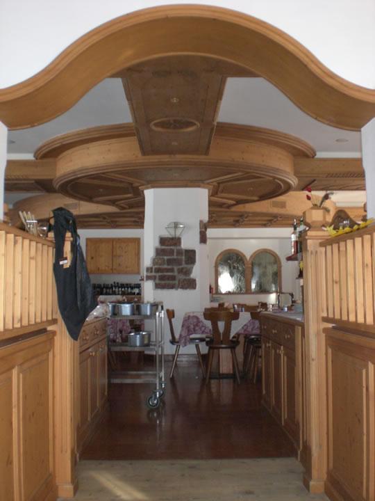 controsoffitto14 Controsoffitti in legno