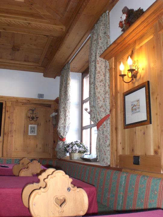 controsoffitto19 Controsoffitti in legno