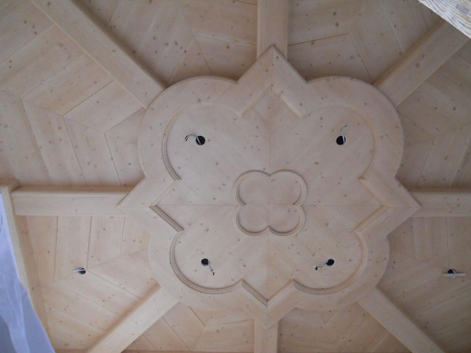 controsoffitto20 Controsoffitti in legno