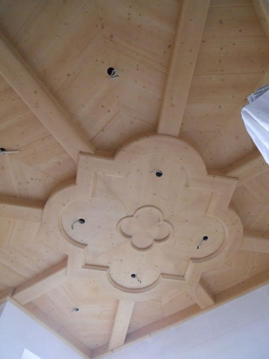 controsoffitto21 Controsoffitti in legno