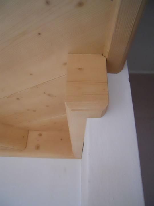 controsoffitto23 Controsoffitti in legno