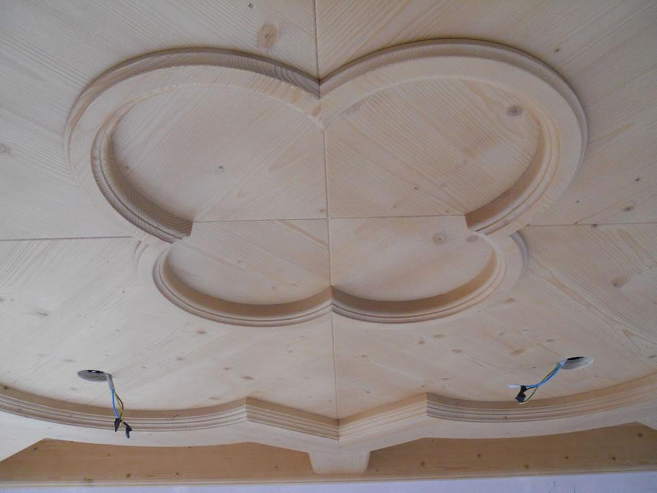 controsoffitto24 Controsoffitti in legno