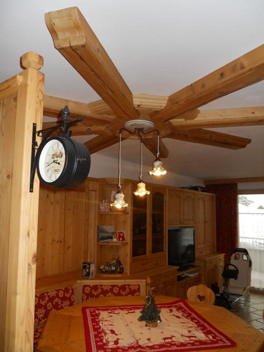 controsoffitto31 Controsoffitti in legno