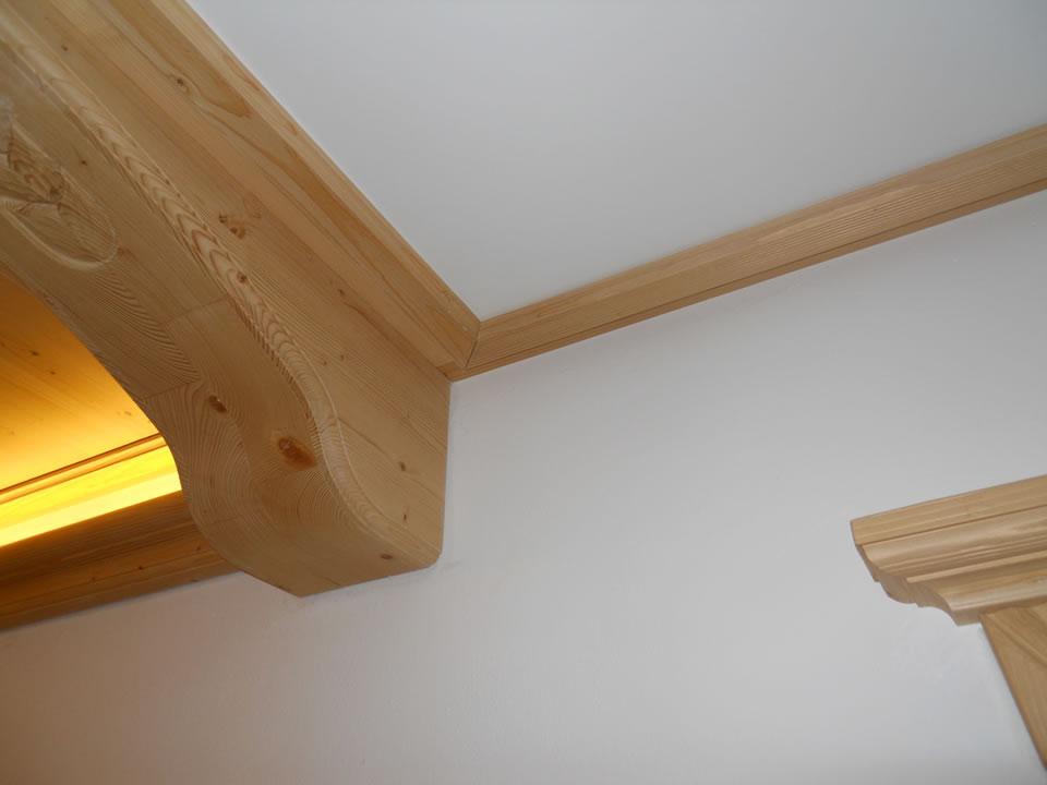 controsoffitto37 Controsoffitti in legno