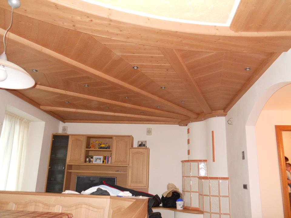 controsoffitto39 Controsoffitti in legno