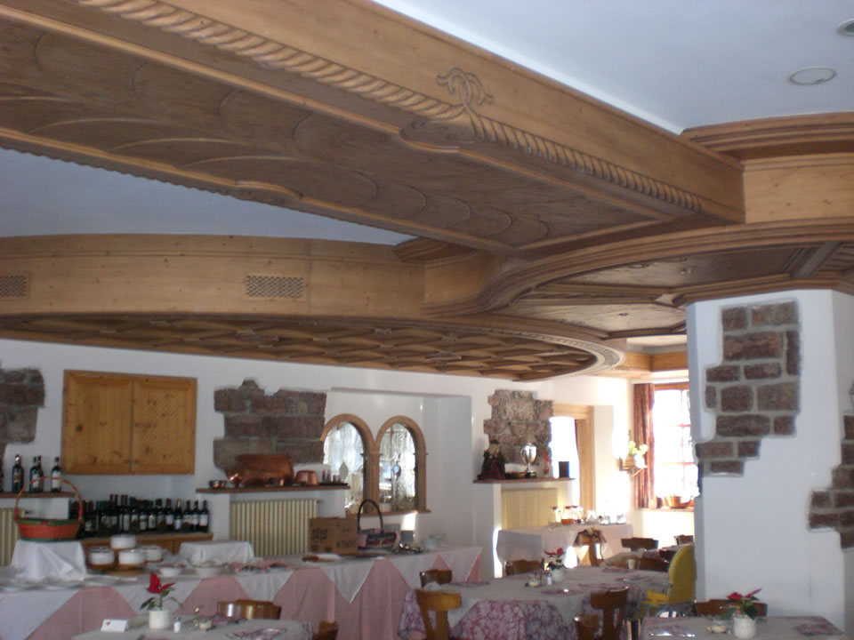 controsoffitto9 Controsoffitti in legno