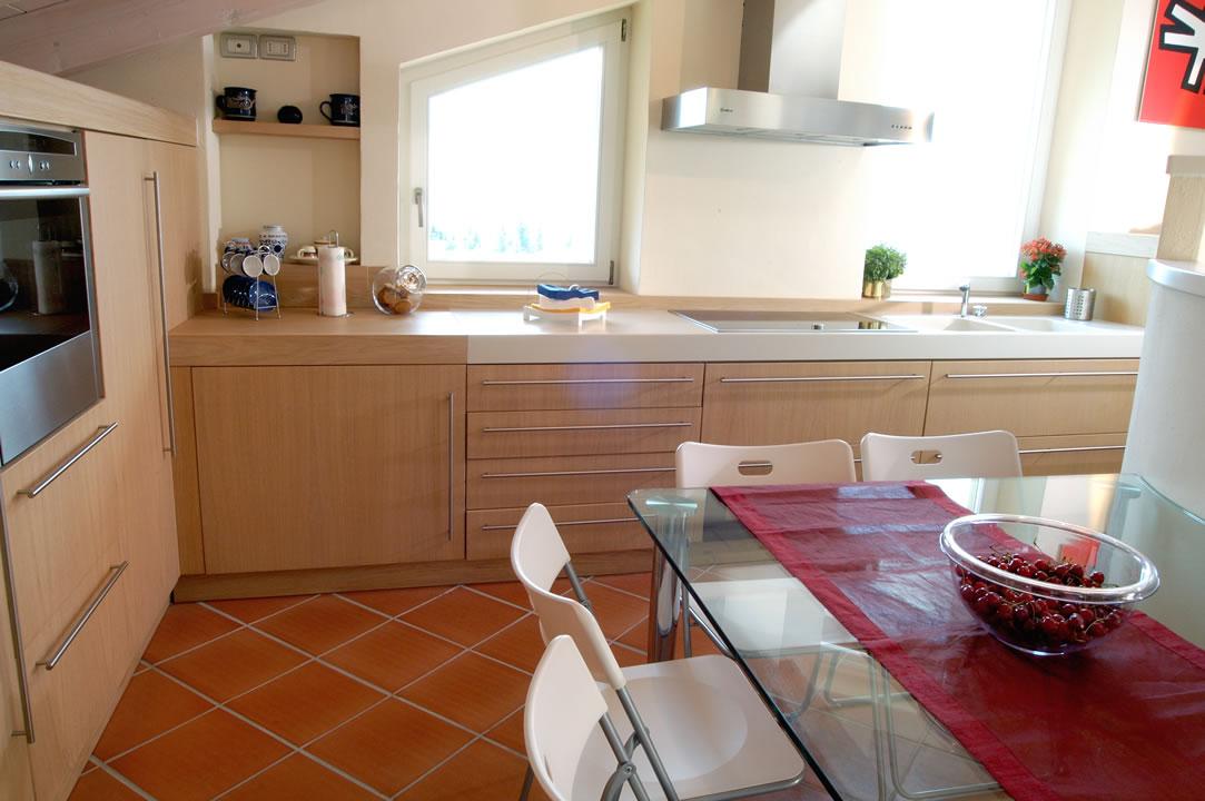cucina5 Cucine su misura, progettate per vivere la tua casa.