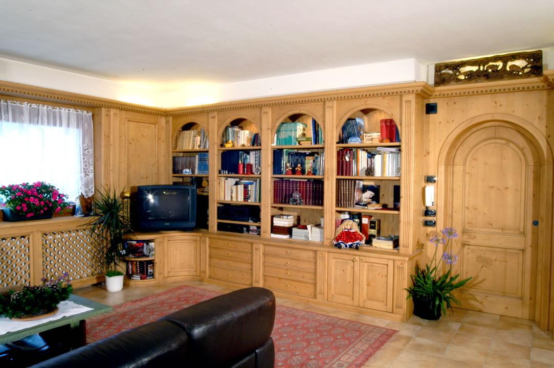 soggiorno3 Soggiorni su misura per l'arredamento di casa